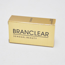 Canada Livraison gratuite par DHL branclear Fresh 3-tone PP blister étui à lentilles de contact Color Contact Lens Offre
