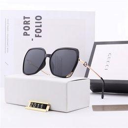 2020 luxus-polaroid-sonnenbrille Qualitäts-Entwerfer-Männer Frauen Marken-Sonnenbrille Aufmaß Outdoor-Luxus Uv400 Goggle Brille Polaroid Objektive Pilot arbeiten Gläser mit Kasten günstig luxus-polaroid-sonnenbrille