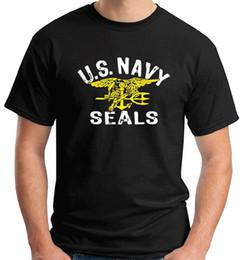 marinha camiseta Desconto T-shirt Schwarz OLDENG00705 Forças Especiais DOS EUA MARINHOS SELOS camisas engraçadas homens