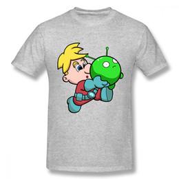 raumhemden Rabatt Oansatz T-Shirt Chookity Pocket Final Space Mooncake-T-Shirt Neues Design Homme Man Hip Hop T-Shirt Sommer Atmungsaktiv