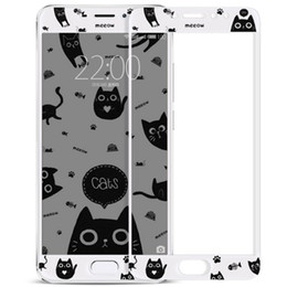 2019 couverture de cellule mignon Protecteur d'écran de couverture souple 3D pleine couverture mignon pour iPhone 6 6S bande dessinée verre protecteur d'écran de téléphone cellulaire promotion couverture de cellule mignon