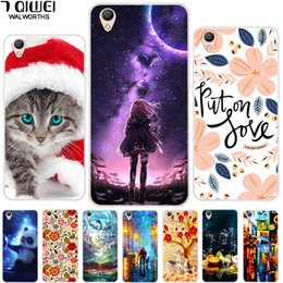 Cheap Fitted Cases Phone Case For Oppo 37 Case 5 0 Soft TPU Silicone Back  Cover For Coque Oppo A37 A 37