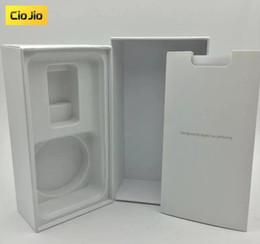 Telefone celular varejo caixa vazia on-line-Mobile Cell Phone Vazio caixa de pacote de varejo Atacado EUA / UE plug para ixs max xr x 8 7 6