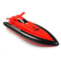 Date Mini 4ch bateau de vitesse étanche 15-20 km / h Speedboat Racing RC bateaux modèle électrique jouet de contrôle ? partir de fabricateur