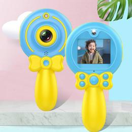 Mini cámara digital para niños Stick 2.0 pulgadas Niños Soporte para cámara Tarjeta TF Regalo lindo para Boy Girl 8MP HD Cámara de juguete desde fabricantes