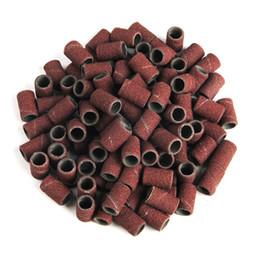 Fichier chaud de bandes de ponçage d'art de clou pour le solvant UV polonais de solvant acrylique pour le foret électrique de foret de clou de machine de clou 80