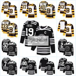 Canada Maillot de hockey classique des Blackhawks des Boston Bruins de Boston 2019 pour hommes de hockey pour hommes Duncan Keith Toews Corey Crawford et Patrick Kane de Notre Dame supplier lady jerseys Offre