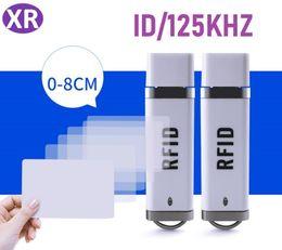 2020 câble adaptateur iso 10 DIGITAUX HEX USB Power 125KHZ RFID Lecteur USB Pour ISO Seulement Lire TK4100 EM4100 Lecteur ID Scanner Avec Câble Adaptateur Pour Téléphone Android dhl promotion câble adaptateur iso