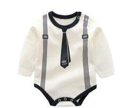 Tamanho do babador do bebê on-line-Ins bebê para tamanho 3, 6 9 meses bebê cavalheiro estilo BOY mpers puro algodão boa qualidade sem bib 4 projetos podem escolha