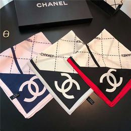 Canada Foulard multifonctionnel pour femmes stylé et élégant, style classique, motif écharpe taille 50 * 50cm cheap elegant square Offre