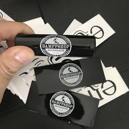 derringer rda Desconto A bateria 18650 personalizada envolve o logotipo impresso 21700 20700 tampas shrink da bateria com seu texto ou site