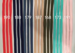 2.3cm coloré Crochet haute bande élastique large rubans plats Diy Accessoires couture Vêtements Accessoires de vêtement G12766-OD9025 Webbing ? partir de fabricateur