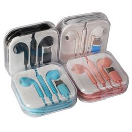 C auriculares online-Tipo-C 3.5MM Jack Auriculares Auriculares estéreo tipo c con micrófono Para Huawei Samsung S8 S9 S9 Plus 10 NOTA 9