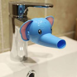 Dolphin Pattern Bathroom Sink Faucet
