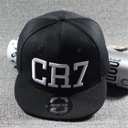 cr7 caps Rebajas 2019 Nueva Moda Niños Ronaldo CR7 Neymar NJR Gorra de béisbol Sombrero Niños Niñas Niños MESSI Snapback Sombreros Hip Hop Gorras Gorras