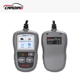 dc amp-lehren Rabatt Original Autel Autolink-ML319-Automobilscanner gleiche wie AL319 Auto OBD2 Diagnosewerkzeug mit I / M Schnelligkeit und TFT-Farbbildschirm