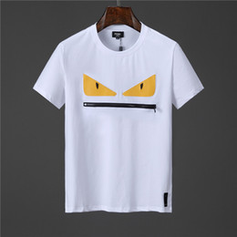 dünner tee Rabatt 2019 Italien Klassische Luxus Medusa t-shirts stickerei Brief mens polo Casual Shirts mode T-shirt kurzarm Designer Herren T-shirts