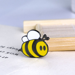 2019 broches para mens Broches de designer pinos Bumblebee Honey Bee broche Broche de luxo lapela pin Broches chapéu das mulheres dos homens de jóias Mulheres Homens acessórios de moda desconto broches para mens
