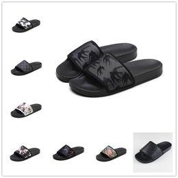 Männer Frauen Sandalen Designer Schuhe Luxus Rutsche Sommer Mode Breite Flache Slippery Herren Sandalen Slipper Flip Flop größe 35 45 hause Schuhe