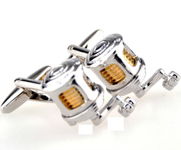 $enCountryForm.capitalKeyWord Canada - FC fine jewelryThe new foreign trade wit kite reel shape French cufflinks CZA2689 Free Shipping Low Price