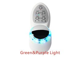Chinese  2015 new 7 Color light therapy Photon Skin Care Device Ultrasonic Facial Rejuvenation Machine lifting tightening Anti aging manufacturers