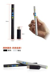 Presenter Laser Canada - Free shipping ! New 2.4GHz USB Wireless Powerpoint Presenter Pointer With gift Box Laser Pens