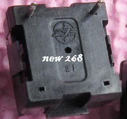 E25-33-137 interruptor de teclado original Mit-sumi switch 13 * 13 com ótimo estado em Promoção