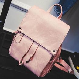 $enCountryForm.capitalKeyWord Canada - Designer Female Luxury Backpack Pink Campus Wind Shoulder Bag Spring Middle School Student Bag Fashion Backpacks Travel Bags Back Pack