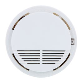 $enCountryForm.capitalKeyWord UK - Wireless Fire Smoke detector sensor alarm Home Security System White in retail package dropshipping 200pcs lot