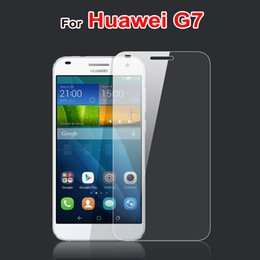 $enCountryForm.capitalKeyWord Canada - For Huawei Ascend P6 P7 P8 Mate7 G6 G7 Tempered Glass Screen Protector For Honor 6 Plus 3X G620S 0.33mm 2.5D