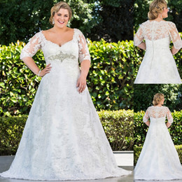 Discount Wedding Dresses For Fat Women | 2017 Wedding Dresses For ...