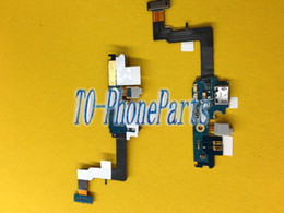 Micro flex cable online shopping - Charger Connector dock flex Micro Charging Port Replacement Parts flex Cable Ribbon For Samsung Galaxy S2 I9100
