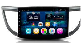$enCountryForm.capitalKeyWord Canada - 10.2 Android 6.0 Car Dvd Gps Navi Audio for HONDA CRV 2012-2014 1024*600 OBD 1GB Wifi 3G 4G support Original Steering wheel
