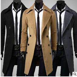 Discount Mens Trench Coats Sale | 2017 Mens Trench Coats Sale on ...