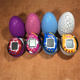 $enCountryForm.capitalKeyWord NZ - Tamagotchi tumbler Toy with a keychain EDC Multi-color Cartoon Surprise Egg Electronic Pet Mini Hand-hold Game Machine, a Gift