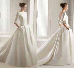 Pocket Wedding Dresses – fashion dresses