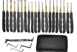 House locksmitH lock online shopping - FREESHIPPING Hot Locksmith tool Goso Lock Pick Tools House Lock Pick Tool Freeshipping
