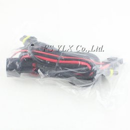 $enCountryForm.capitalKeyWord NZ - 5pcs lot HID Xenon Kit Single Beam Wire Harness Cable with Relay for H1 H7 H8 H9 H11 9005 9006 relay harness socket