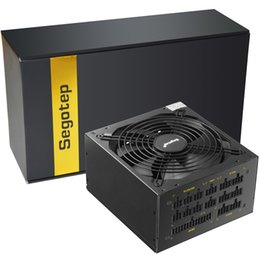 Segotep 1250 Вт компьютер питания полный модульный специализируется на добыче 80 плюс золото поддержка 6 видеокарт 100-240 В шахты ПК питания 1шт