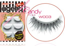 Packages Hair Boxes Canada - W-003 5 pairs eyelashes private logo customize packaging box fake eyelashes cheap Lashes