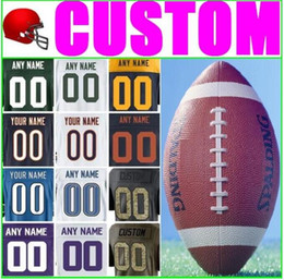 b5233271310 Packer Jersey Custom Chicago Detroit Minnesota Bears Lions Green Bay Vikings  Vapor Untouchable color rush limited american football jerseys ...