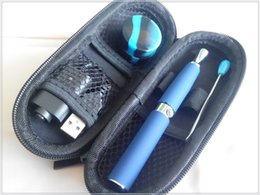 Pen Device Canada - wax topoo vaporizer skillet electronic cigarette starter kit wax e cig pen kit VS Cloutank M3 M4 M2 wax e cigarette kit wax smoking device