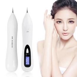 Beauty Salon Machines Canada - New Design Beauty Spot Plasma Pen Mole Removal Machine For Salon USB Rechargeable For Black Spot Removal