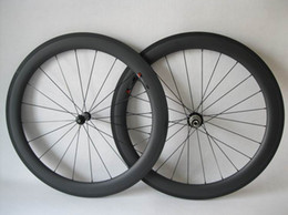 $enCountryForm.capitalKeyWord Canada - Free shipping 60mm Clincher carbon bicycle wheels with R36 Ceramic Bearings Straight pull wheelset