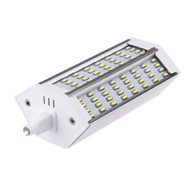 $enCountryForm.capitalKeyWord Canada - 1PCS  LOT 85-265V R7S 10W 96LEDs 3014 SMD LED Lamp Energy Saving Flood Light Bulb Lamp High Bright Led Light White Warm White Led Corn Light