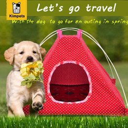 Hot sale pet tent for small dogs travel dog tent bed & Small Pet Tents Canada | Best Selling Small Pet Tents from Top ...