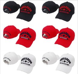 3db1d125ece 2018 Men Women Christmas Hats Hip Hop DSQ Maple leaf Snapback Cap  Adjustable Cotton Baseball Hat Fashion Outdoor Sports Caps 500 styles