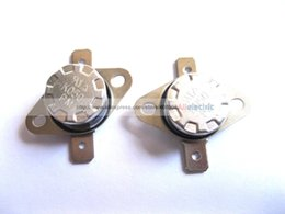 Temperature Switches Thermostats NZ - 30 Pcs Temperature Switch Thermostat 50Degree N O KSD301