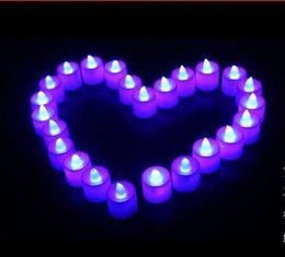 $enCountryForm.capitalKeyWord Canada - LED Tealight Battery Operated Flickering Flicker Flameless Candles Light for Wedding Birthday Party Christmas Home free shipping TY896