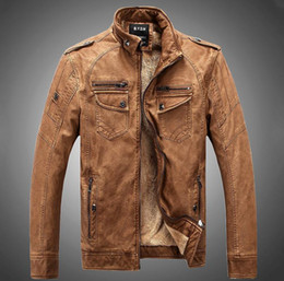 Discount Leather Jackets Sky Blue Men | 2017 Leather Jackets Sky ...